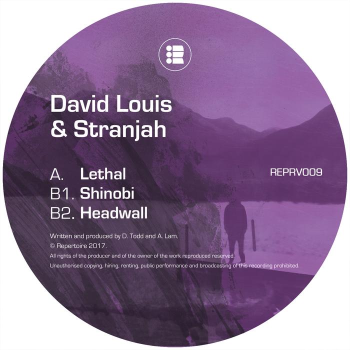 DAVID LOUIS & STRANJAH - Lethal