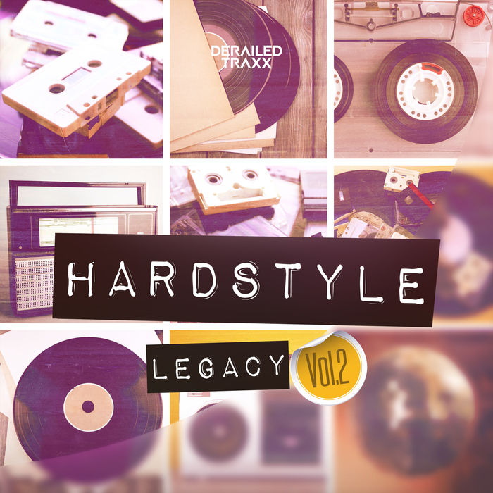 VARIOUS - Hardstyle Legacy Vol 2 (Hardstyle Classics)