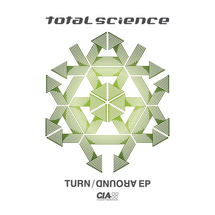 TOTAL SCIENCE - Turn Around EP