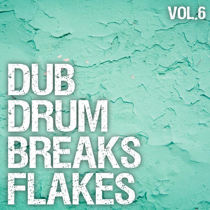 VARIOUS - Dub Drum Breaks Flakes Vol 6