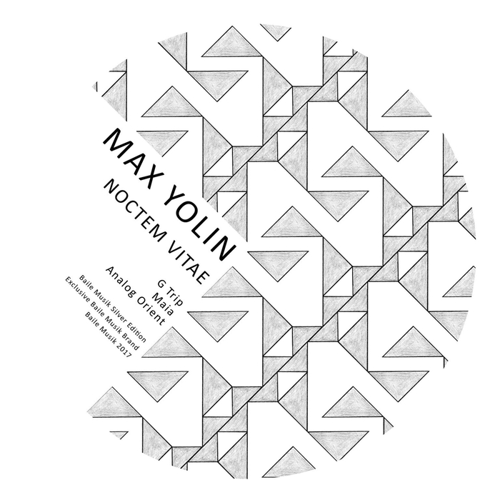 MAX YOLIN - Noctem Vitae