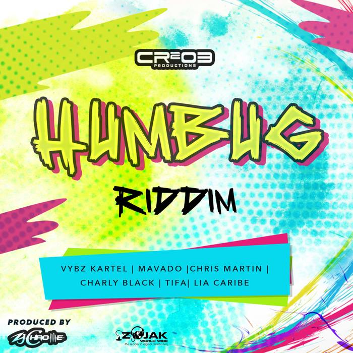 VARIOUS - Humbug Riddim
