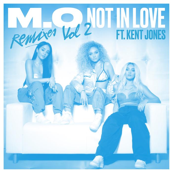 MO feat KENT JONES - Not In Love (Remixes Vol  2)
