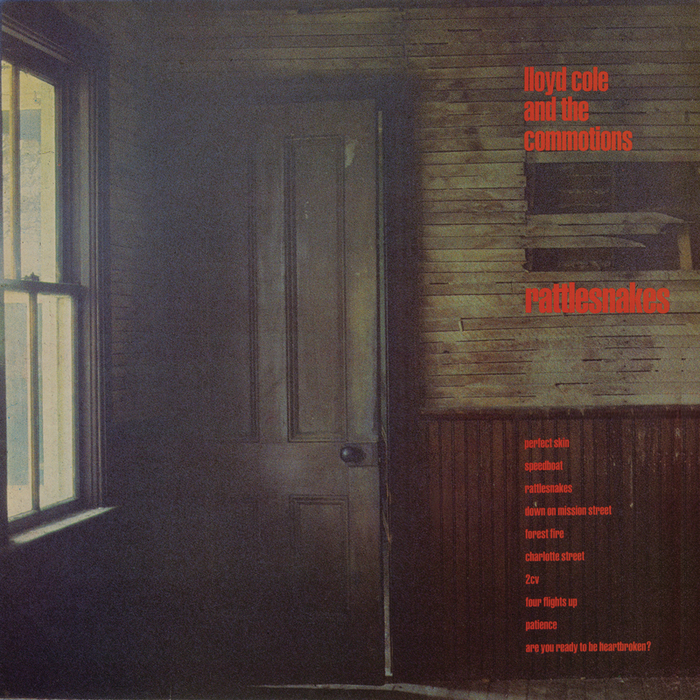 LLOYD COLE & THE COMMOTIONS - Rattlesnakes (Remastered)