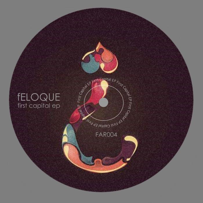 FAITH FELOQUE - First Capital EP