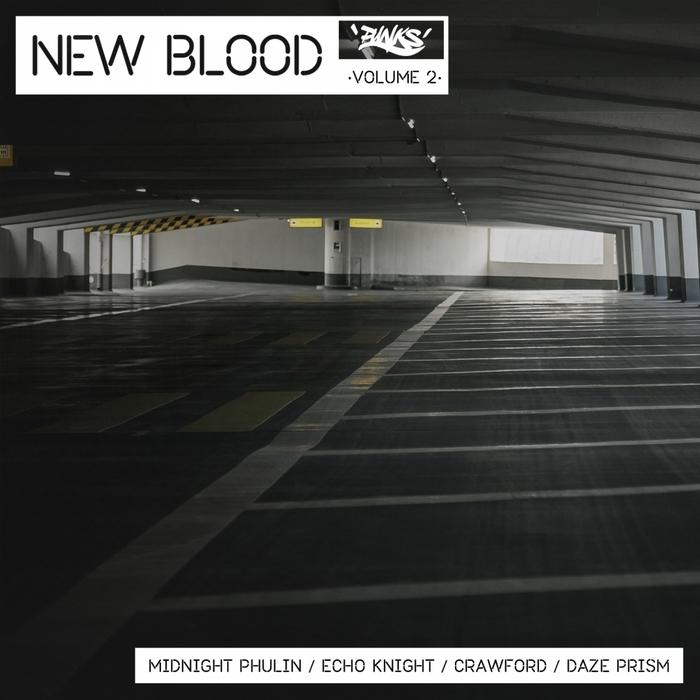 MIDNIGHT PHULIN/ECHO KNIGHT/CRAWFORD/DAZE PRISM - New Blood Vol 2