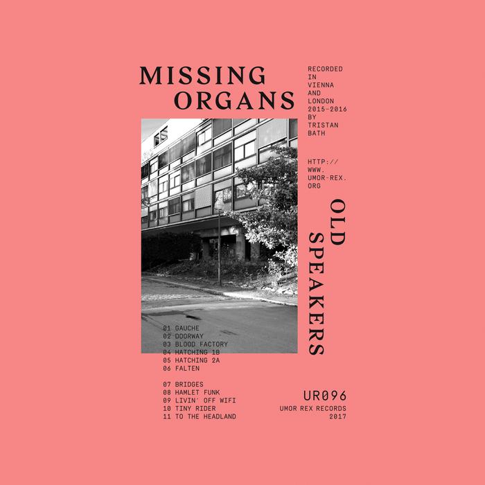 MISSING ORGANS - Old Speakers