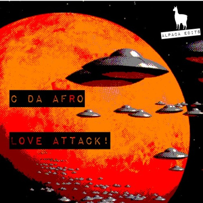 C DA AFRO - Love Attack!