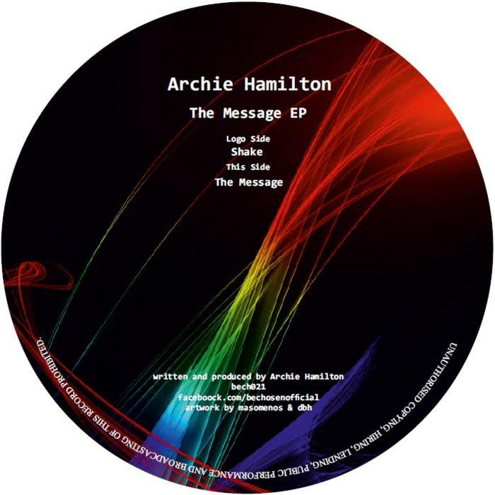 ARCHIE HAMILTON - The Message