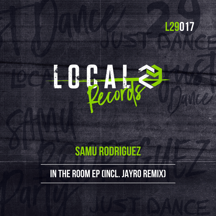 SAMU RODRIGUEZ - In The Room