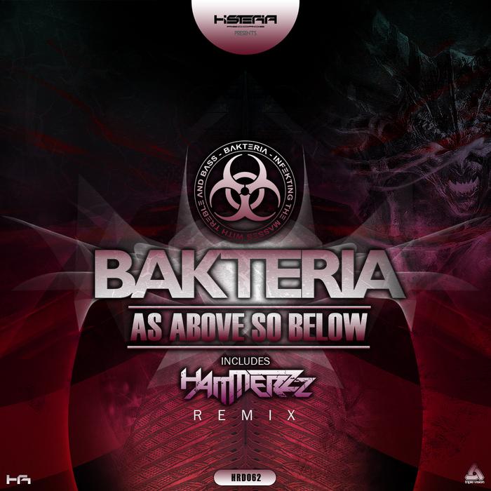 BAKTERIA - As Above So Below