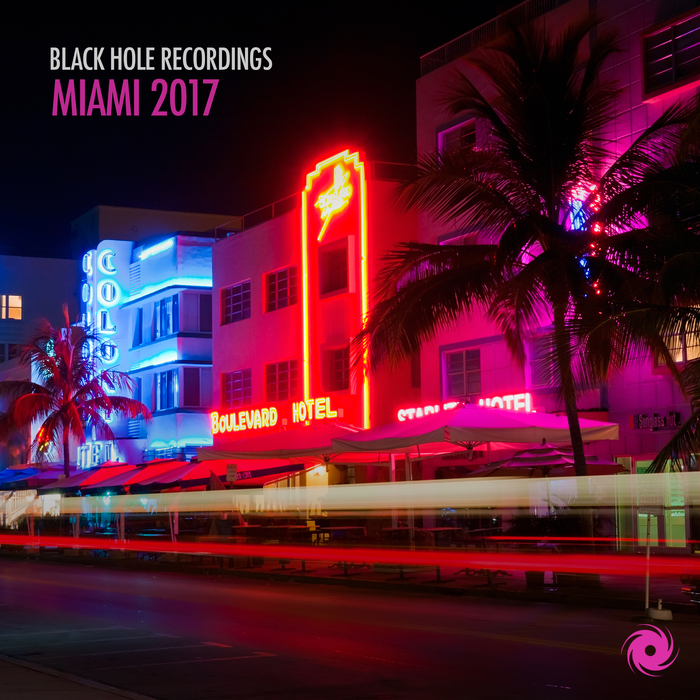 VARIOUS - Black Hole Recordings Miami 2017