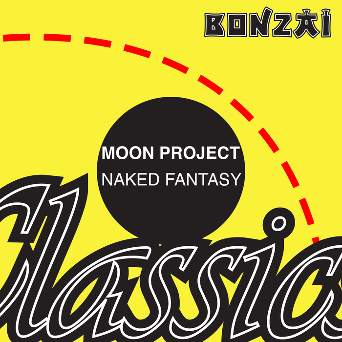 MOON PROJECT - Naked Fantasy