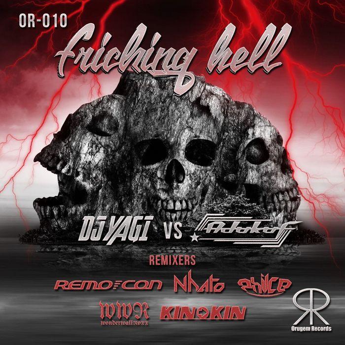 DJ YAGI/ADUKUF - Fricking Hell