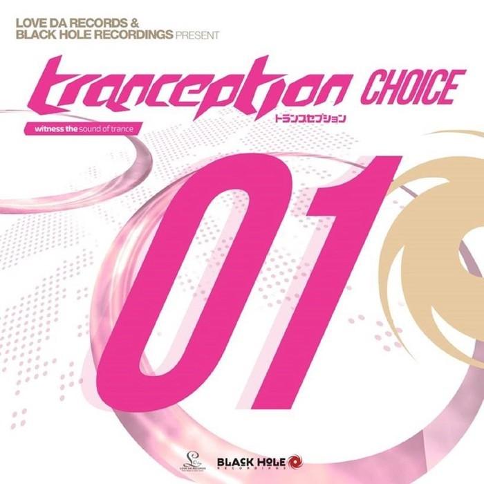 VARIOUS - Love Da Records & Black Hole Recordings Present/Tranception Choice 01