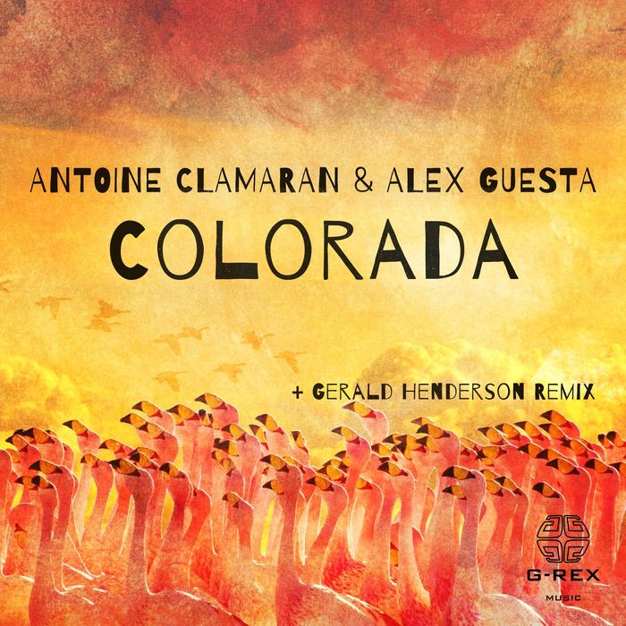 ANTOINE CLAMARAN - Colorada