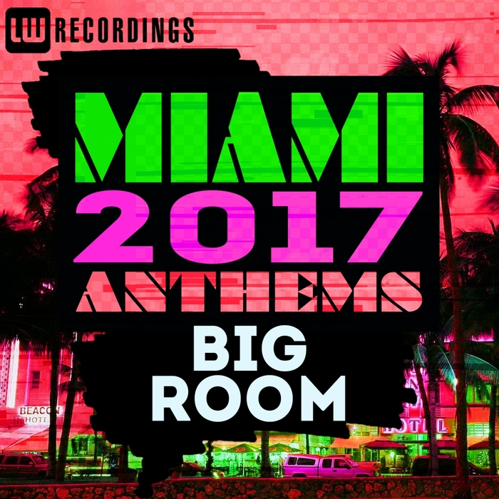 VARIOUS - Miami 2017 Anthems: Big Room