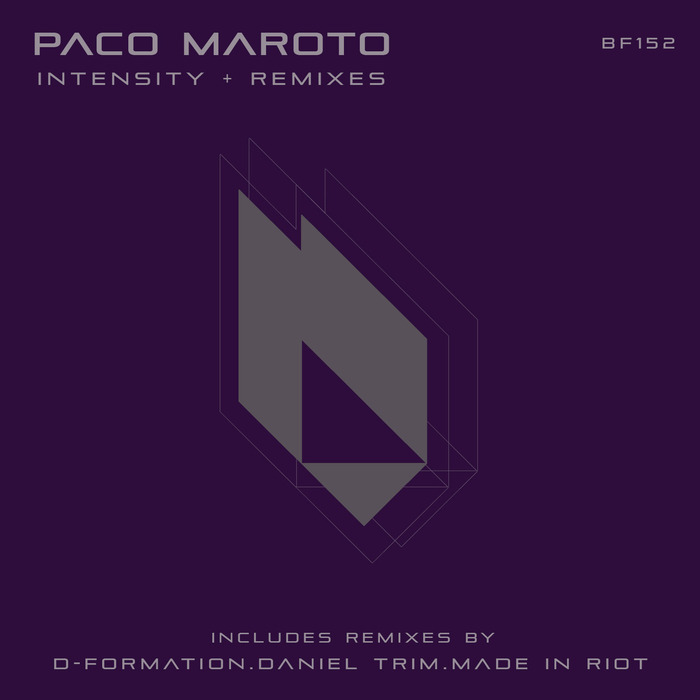 PACO MAROTO - Intensity EP