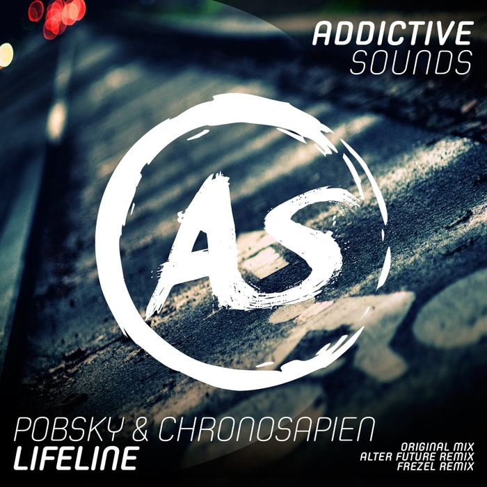 POBSKY & CHRONOSAPIEN - Lifeline