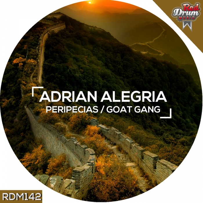 ADRIAN ALEGRIA - Peripecias