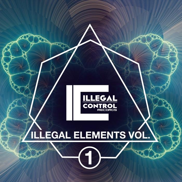 RAUL YOUNG/RIQ/JOHN FUX/BALUCA/FUSION POINT/PALMS CROATTI/TWINS PROJECT/ODEADO/BALUCA - Illegal Elements Vol 1