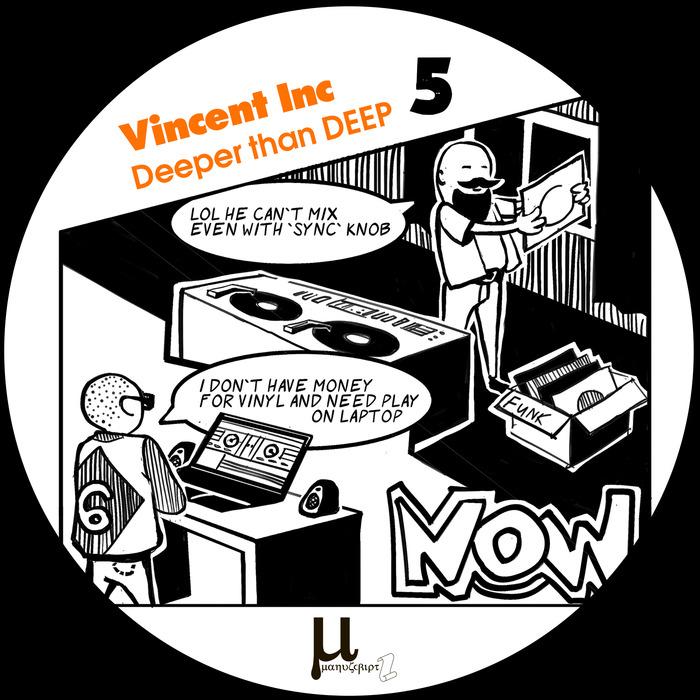 VINCENT INC/VARIOUS - Deeper Than DEEP 5