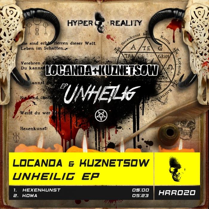 LOCANDA & KUZNETSOW - Unheilig EP