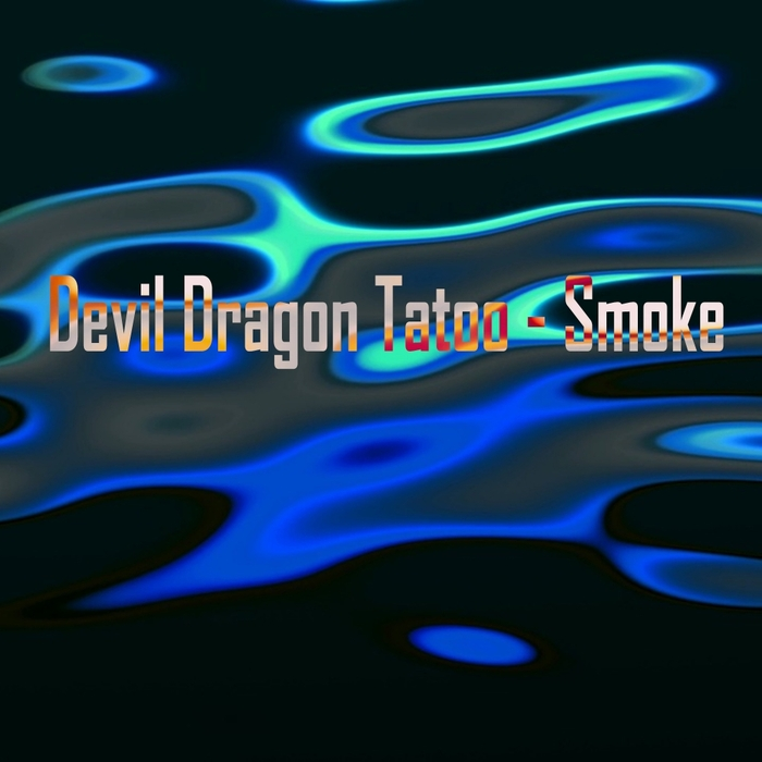 DEVIL DRAGON TATOO - Smoke