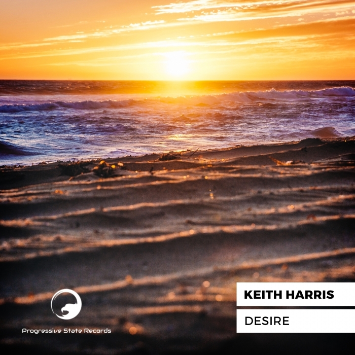 KEITH HARRIS - Desire