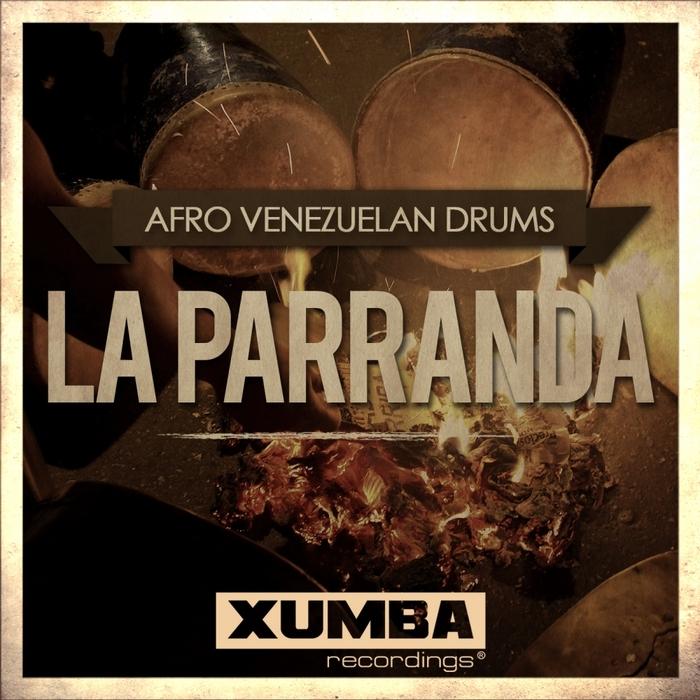 AFRO VENEZUELAN DRUMS - La Parranda