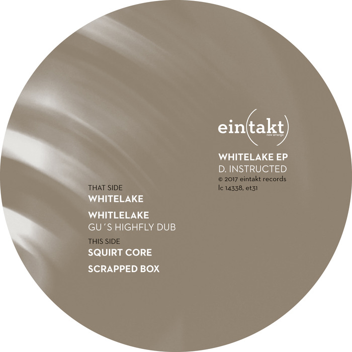 D INSTRUCTED - Whitelake EP