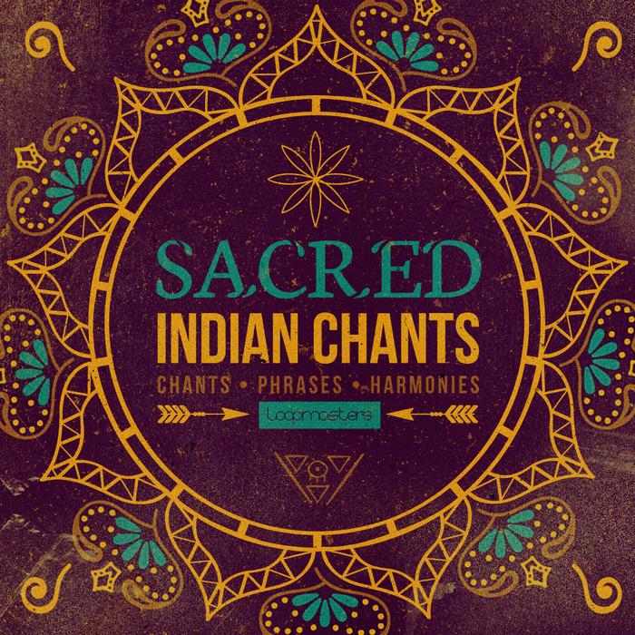 LOOPMASTERS - Sacred Indian Chants (Sample Pack WAV/APPLE)