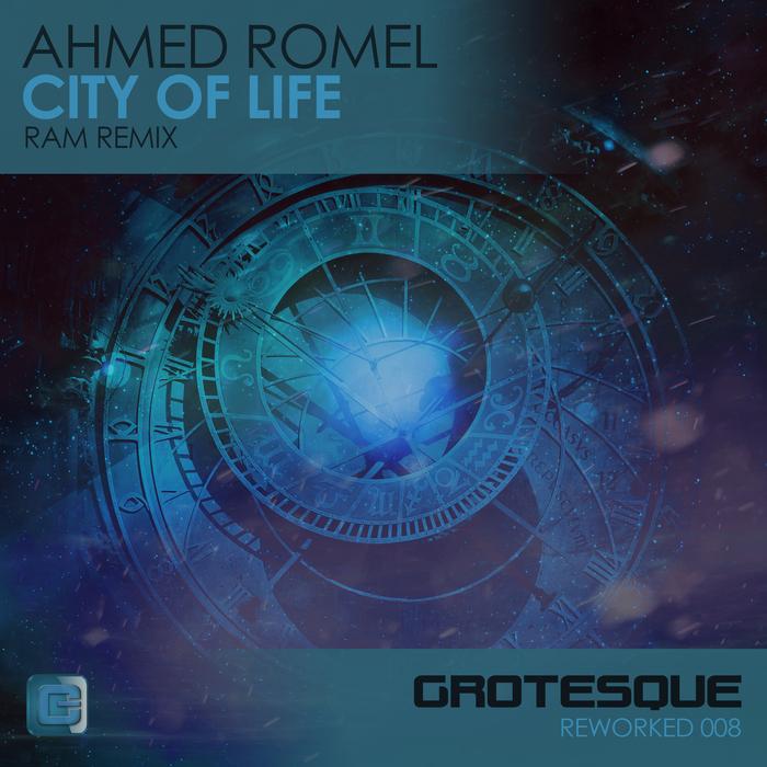 AHMED ROMEL - City Of Life