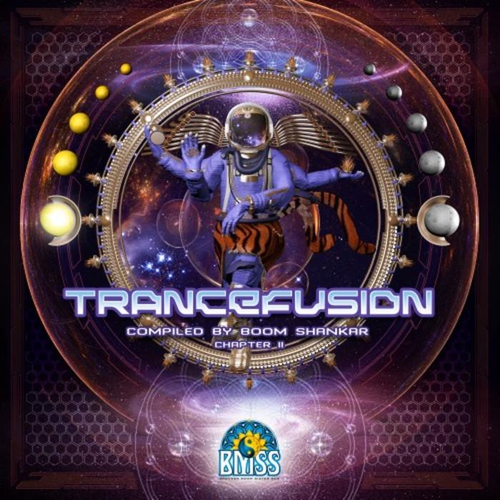 VARIOUS/BOOM SHANKAR - Trancefusion Chapter 2 (Compiled By Boom Shankar)