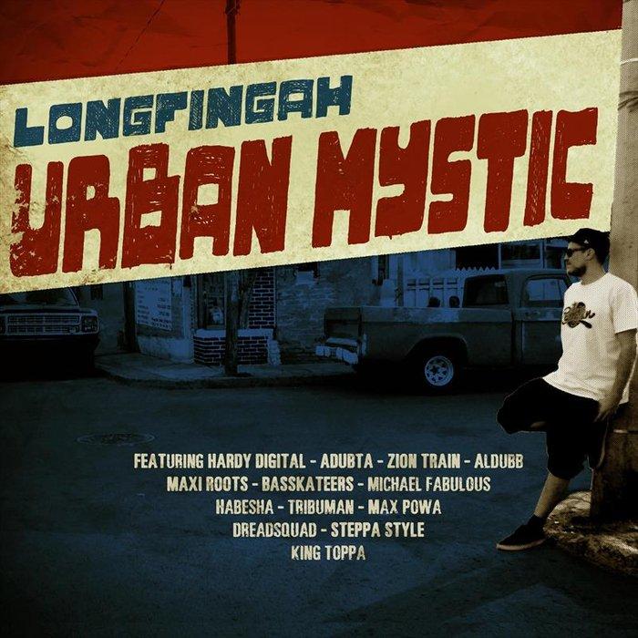 LONGFINGAH - Urban Mystic