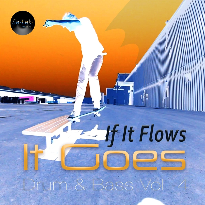 VARIOUS - If It Flows It Goes Vol 4
