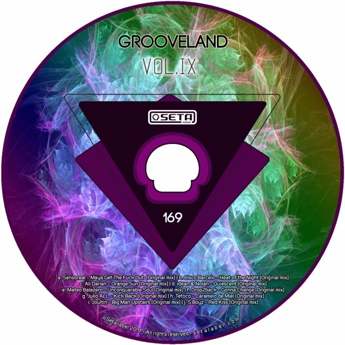VARIOUS - Grooveland Volume IX (Explicit)