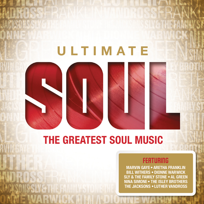 VARIOUS - Ultimate... Soul