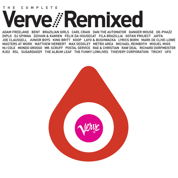 VARIOUS - The Complete Verve Remixed (Deluxe Edition)
