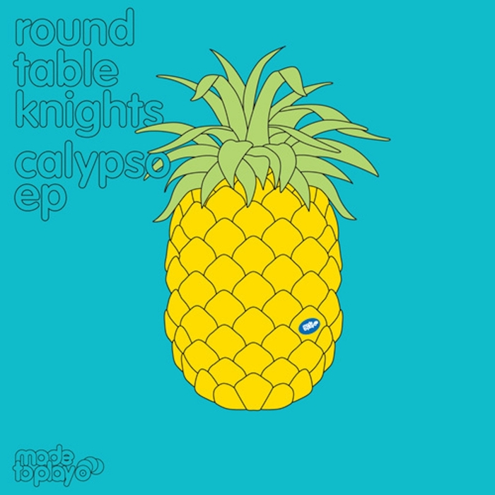 ROUND TABLE KNIGHTS - Calypso EP