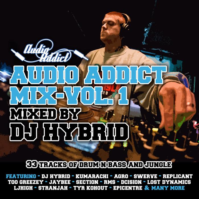 DJ HYBRID/VARIOUS - Audio Addict Mix Vol 1
