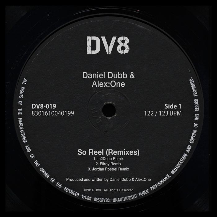 ALEX:ONE/DANIEL DUBB - So Reel Remixes