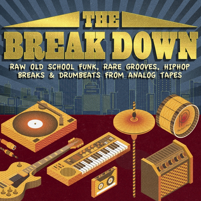 The Break Down: Raw Old School Funk, Rare Grooves, Hiphop