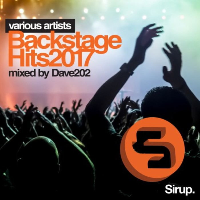 DAVE202/VARIOUS - Dave202: Backstage Hits 2017 (unmixed tracks)