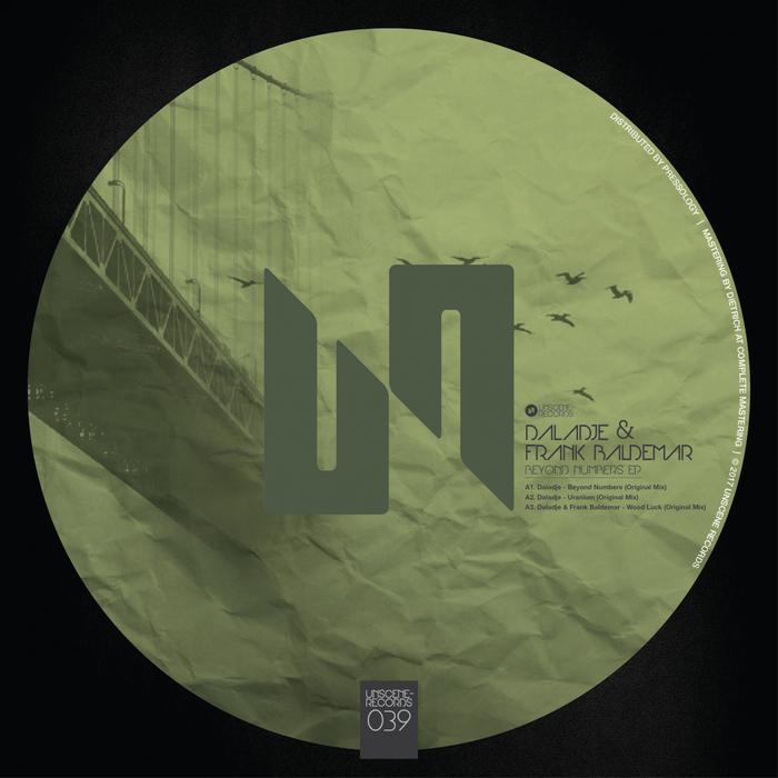 DALADJE/FRANK BALDEMAR - Beyond Numbers EP