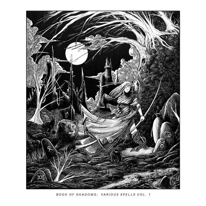 ADRA/DUGONG/JAMES DEMON/F600/ZOID - Book Of Shadows/Various Spells Vol 1