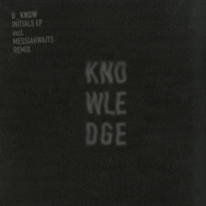 D KNOW - Initials