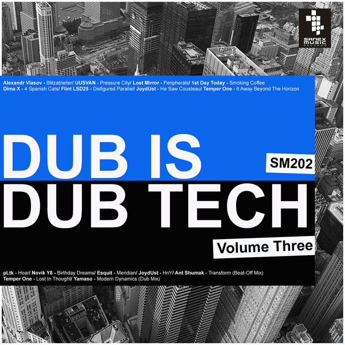 VARIOUS - Dub Is Dub Tech Vol 3