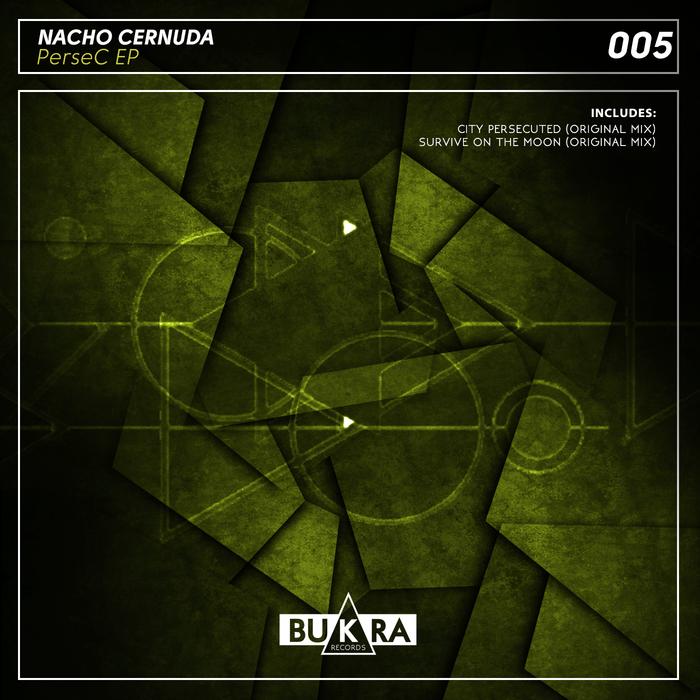 NACHO CERNUDA - PerseC EP