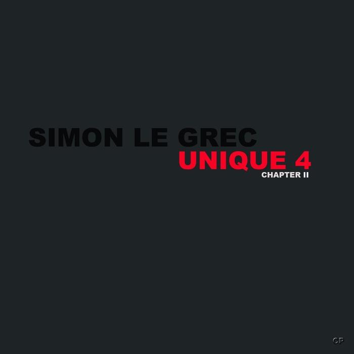 SIMON LE GREC - Unique 4 (Chapter II)